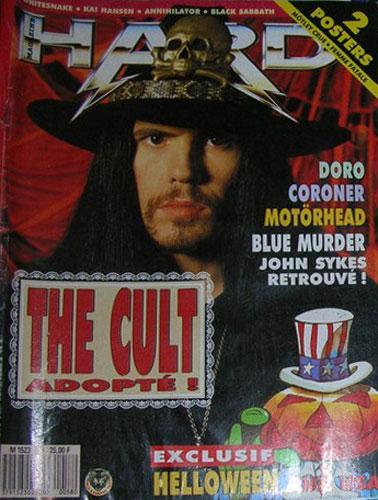 Hard Rock Magazine N°58 - Juin 1989