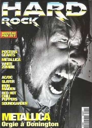 Hard Rock Magazine NS N°5 - Septembre 1995