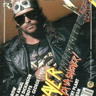 Hard Rock Magazine N°67 - Mai 1990