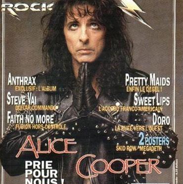 Hard Rock Magazine N°69 - Aout 1990
