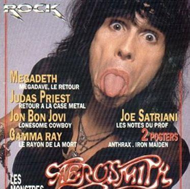 Hard Rock Magazine N°70 - Septembre 1990