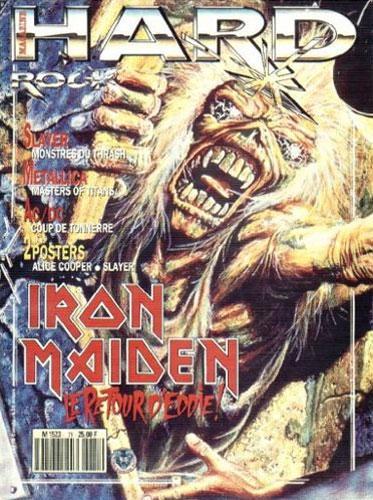 Hard Rock Magazine n°71- Octobre 1990