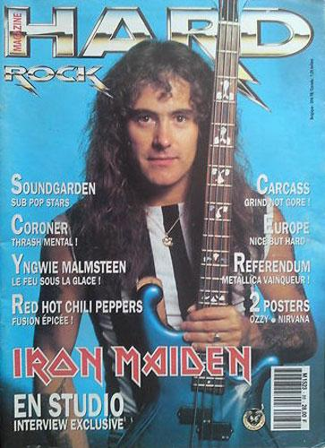 Hard Rock Magazine N°88 - Mars 1992