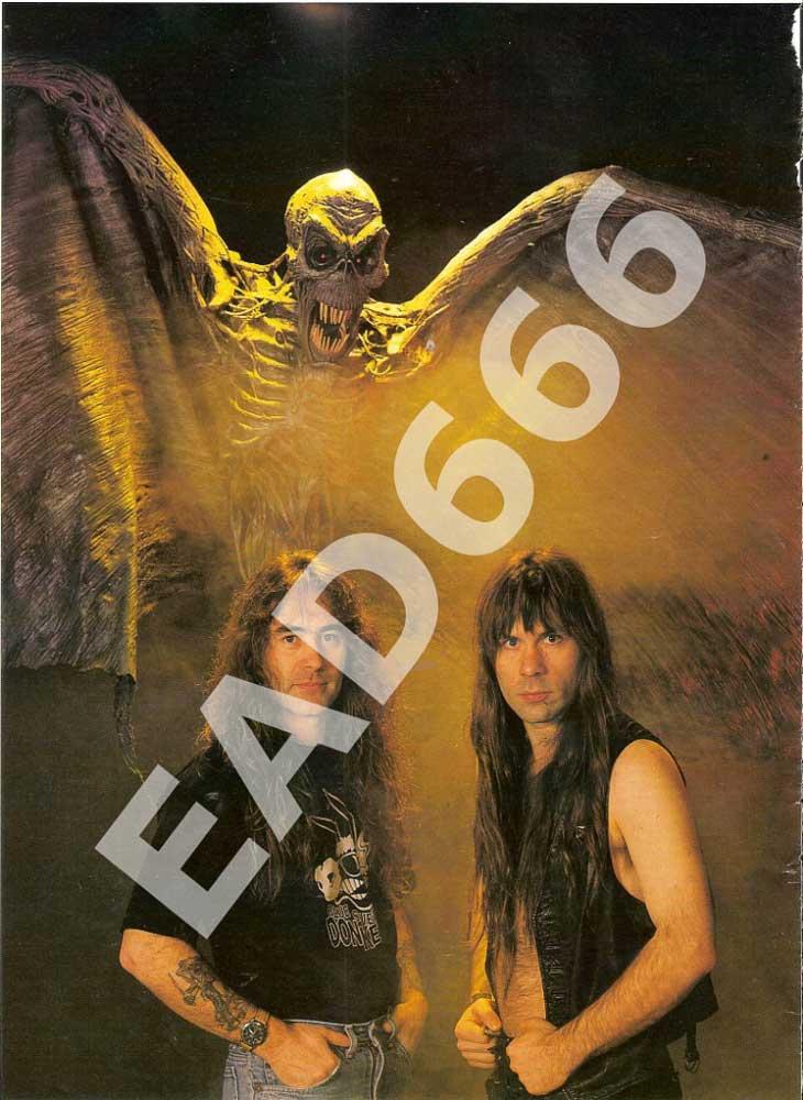 Hard Rock Magazine N°91 - Juin 1992
