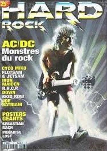 Hard Rock Magazine NS N°6 - Oct 1995