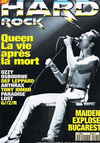 Hard Rock Magazine NS N°7 - Novembre 1995