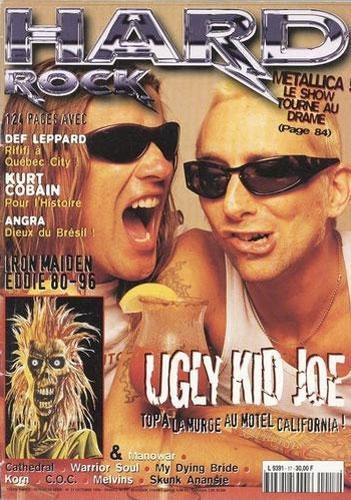 Hard Rock Magazine NS N°17 - Octobre 1996