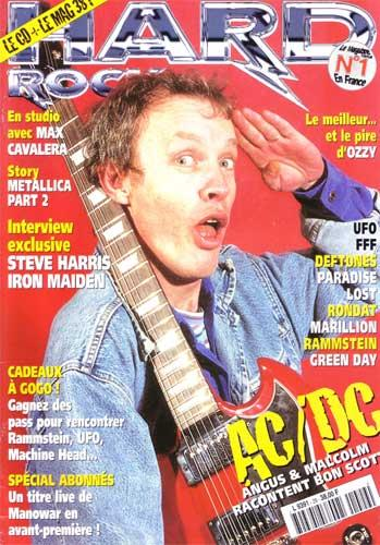Hard Rock Magazine NS N°29 - Décembre 1997