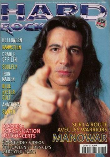 Hard Rock Magazine NS N°36 - Juillet 1998