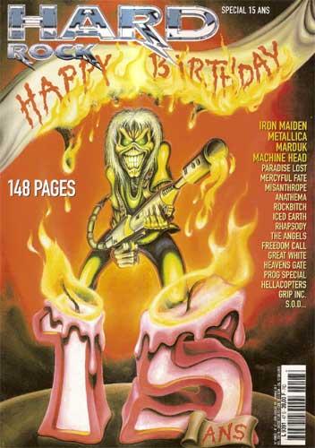Hard Rock Magazine NS N°47 - Juin / Juillet 1999