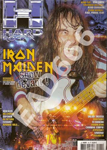 Hard Rock Magazine NS N°78 - Mars 2002