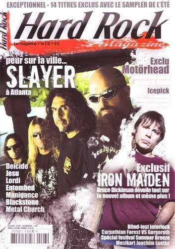 Hard Rock Magazine N°7 - Juillet / Août 2006