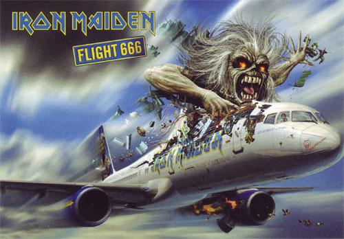 Flight 666 (Ref. IMPC05)