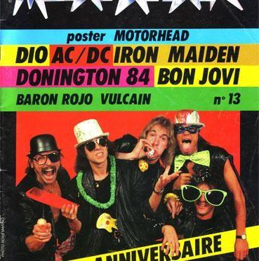 Metal Attack N°13 - Sept 1984