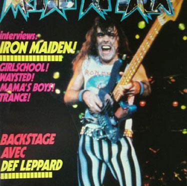 Metal Attack N°3 - Dec 1983