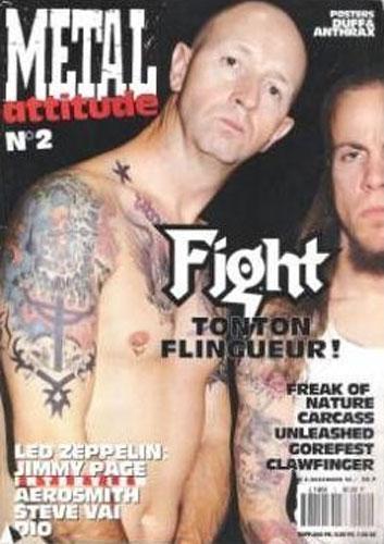 Metal Attitude N°2 - Décembre 1993