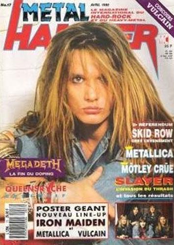 Metal Hammer N°17 - Avril 1990