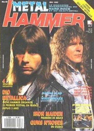 Metal Hammer N°18 - Mai 1990
