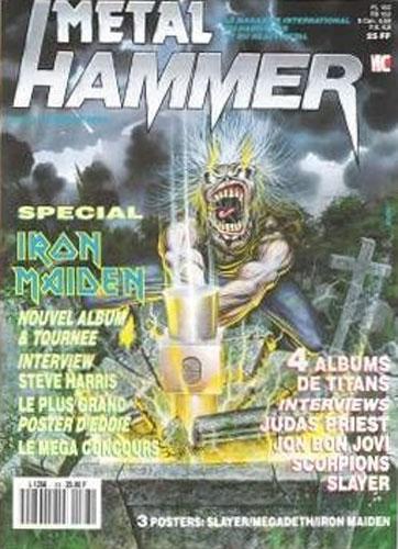 Metal Hammer N°23 - Octobre 1990
