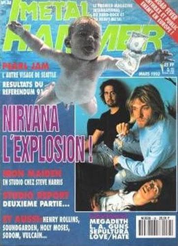 Metal Hammer N°38 - Mars 1992