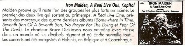 Metal Hammer N°51 - Avril 1993