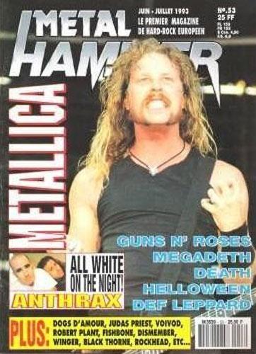 Metal Hammer N°53 - Juin / Juillet 1993