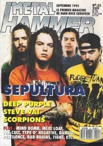 Metal Hammer N°56 - Septembre 1993