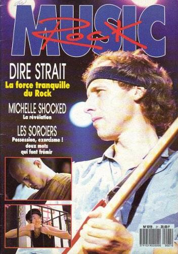 Music Rock N°21 - Octobre 1988