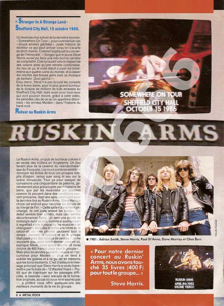 Metal Rock N°3 - 1988