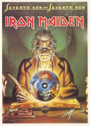Seventh Son Of A Seventh Son (Ref. New Line 102)