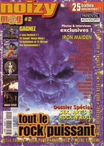 Noisy Mag N°2 - Juillet 2000