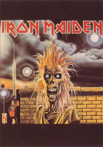 Iron Maiden Album (Ref. P.c. 167)