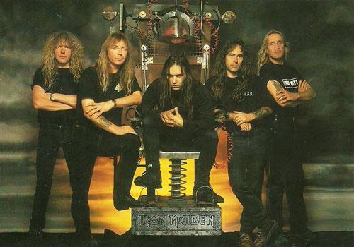 Iron Maiden (Ref. P.c. 543 - Italy)