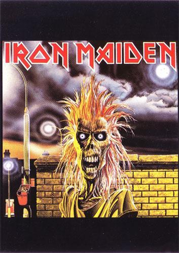 Iron Maiden Album (Ref. PC 147)