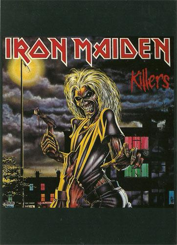 Killers Album (Ref. PC 148)