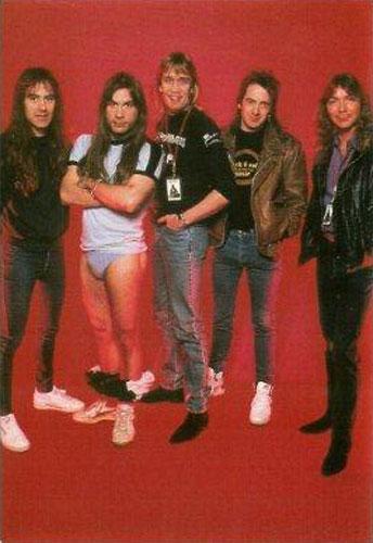 Iron Maiden (Ref. RECORD 135)