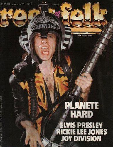 Rock & Folk N°200 - Sept. 1983