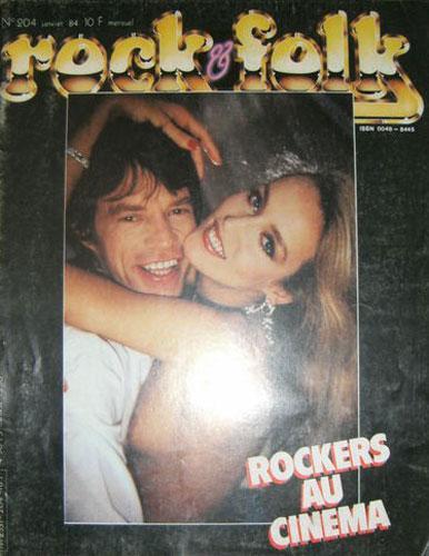 Rock & Folk N°204 - Janv 1984