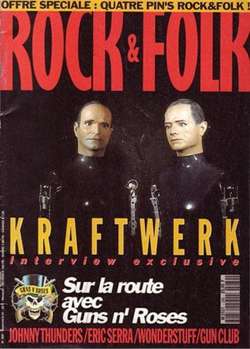Rock & Folk N°289 - Septembre 1991
