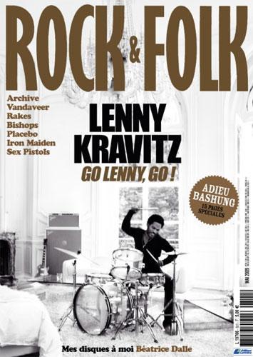 Rock & Folk N°501 - Mai 2009