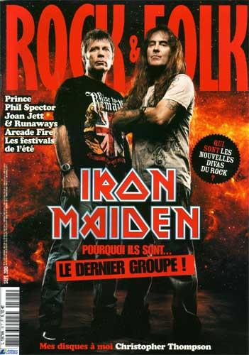 Rock & Folk N°517 - Sept 2010