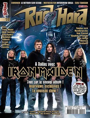 Rock Hard N°101 - Eté 2010