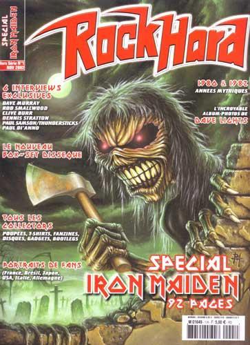 Rock Hard N°1H - Novembre 2002