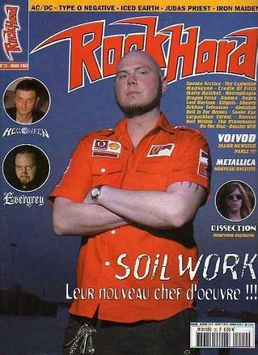 Rock Hard N°20 - Mars 2003