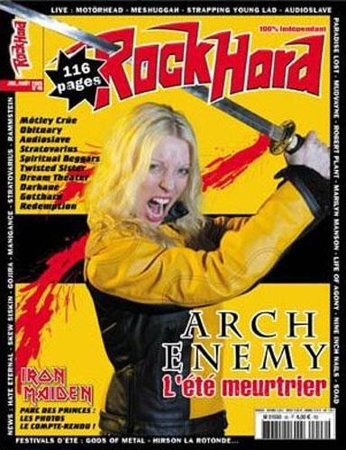 Rock Hard N°46 - Juillet / Août 2005