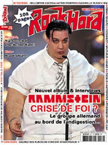 Rock Hard N°48 - Octobre 2005