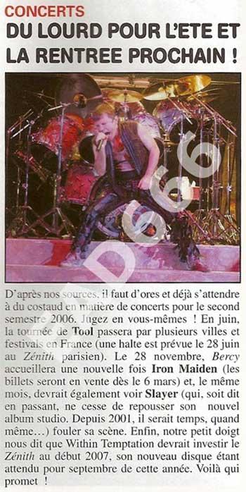 Rock Hard N°52 - Février 2006