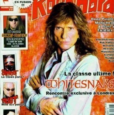Rock Hard N°61 - Décembre 2006