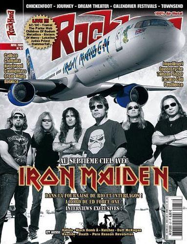 Rock Hard N°87 - Avril 2009