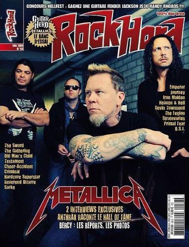Rock Hard N°88 - Mai 2009